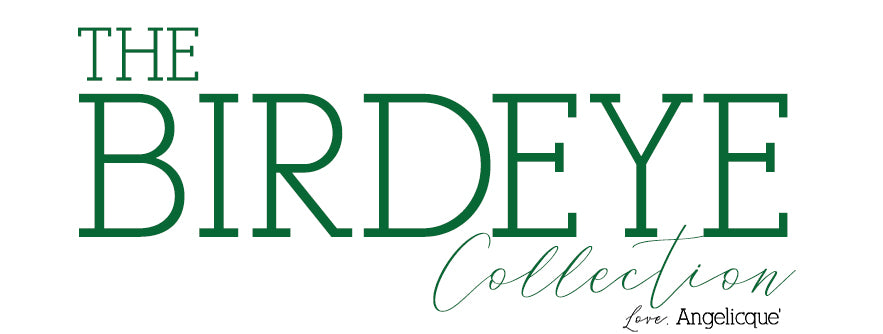 The BirdEYE Golf Collection by Angelicque'