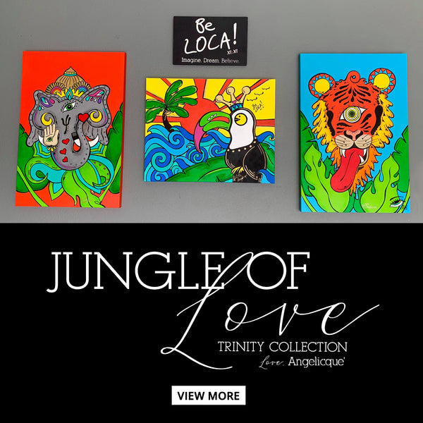Jungle of Love by Angelicque'