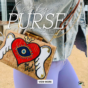 Corky PURSEonality Collection by Angelicque
