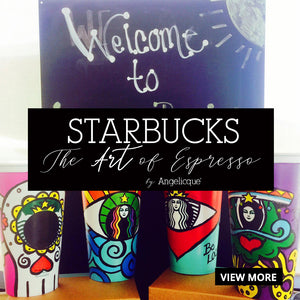 Starbucks | The Art of ESPRESSO by Angelicque'
