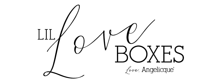 Lil LOVE Boxes by Angelicque'