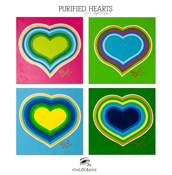Purified Heart | by Angelicque'