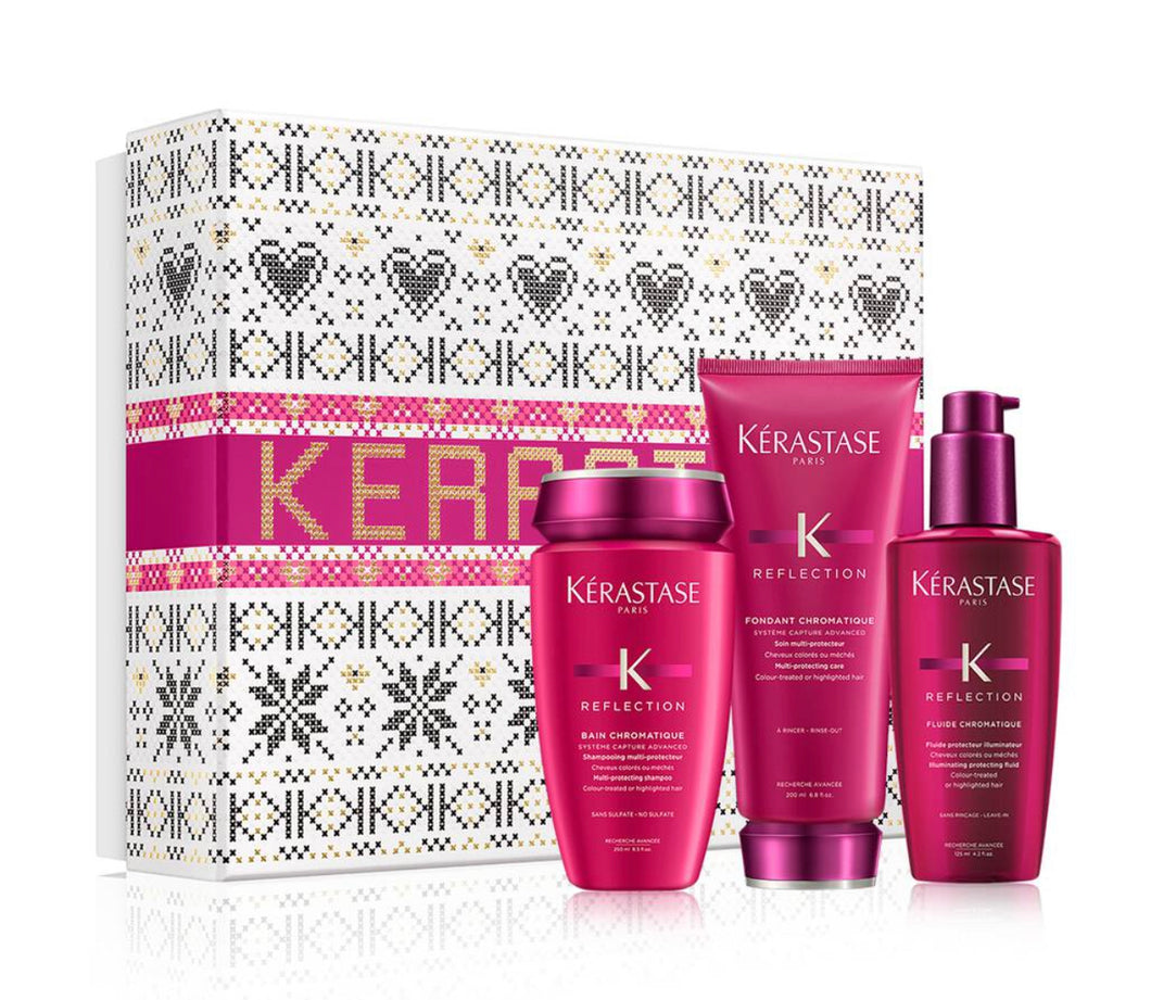 Reflection Luxury Gift Set for Color Radiance