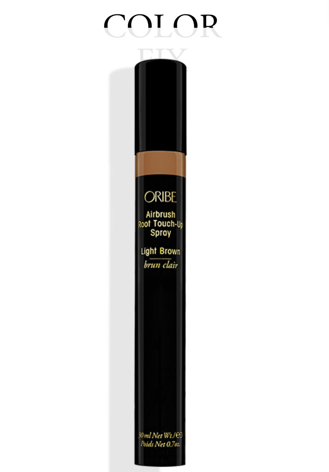 Airbrush Root Touch-Up Spray LIGHT BROWN