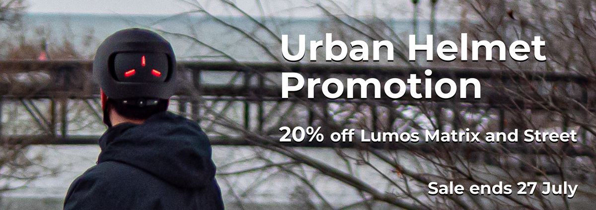 Urban Helmet Promotion