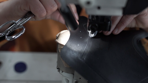 leather shoe repair