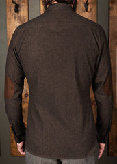 Marksman Check - Black Shirt