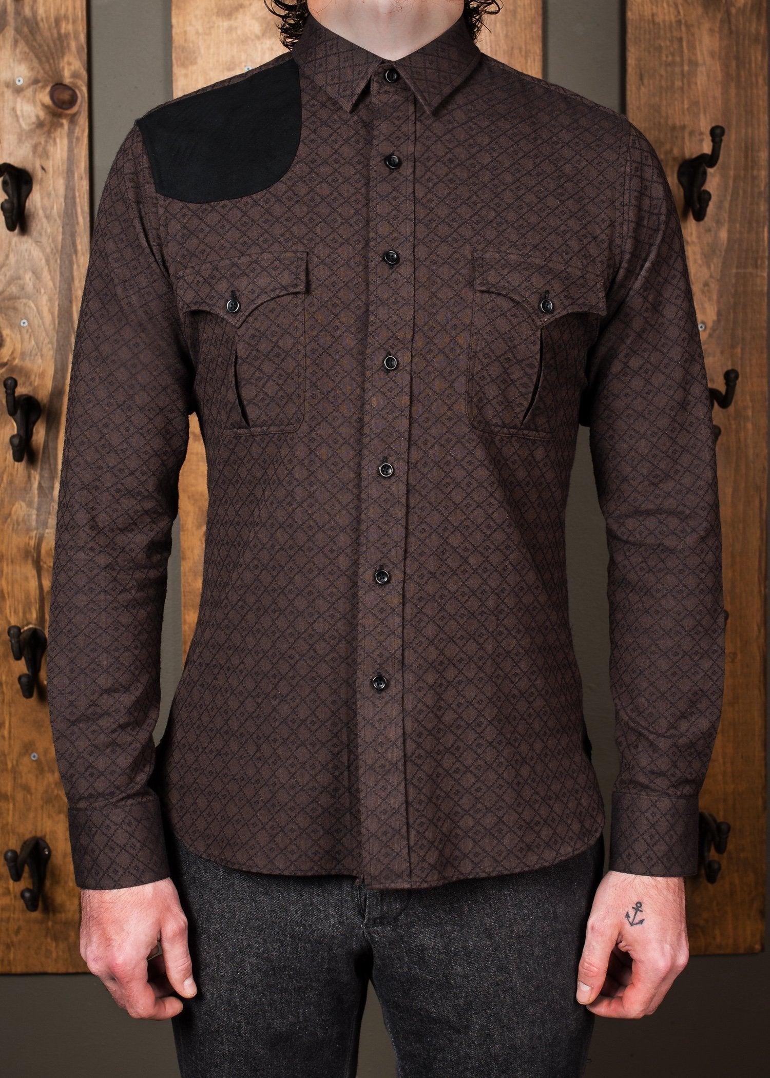 Marksman - Diamond Shirt