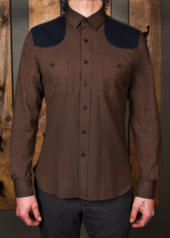 Marksman II - Brown Shirt