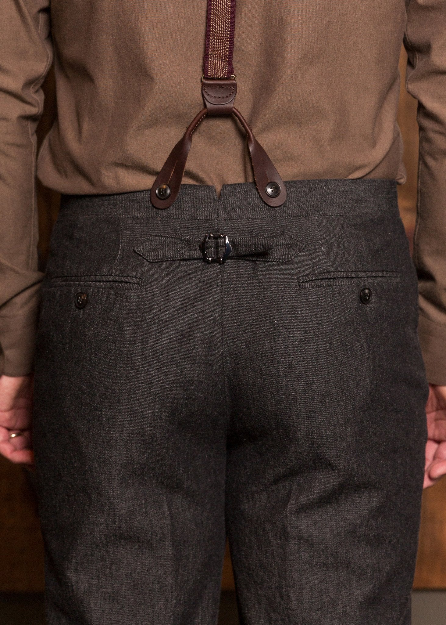 Cossack Trouser