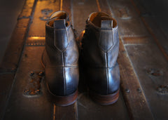The Pike Wingtip Button Boot