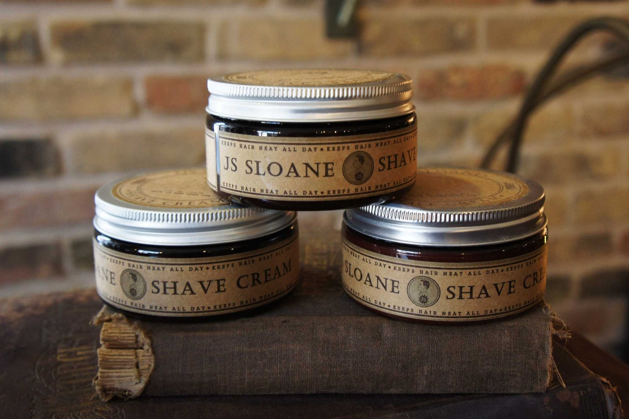 Luxury Shave Cream