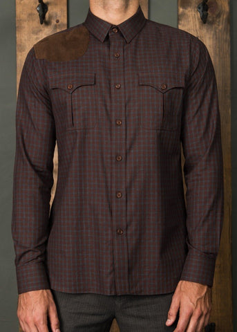 Marksman Check Shirt
