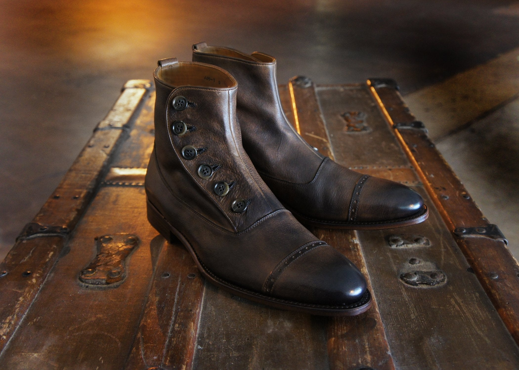 Merganser Button Boot