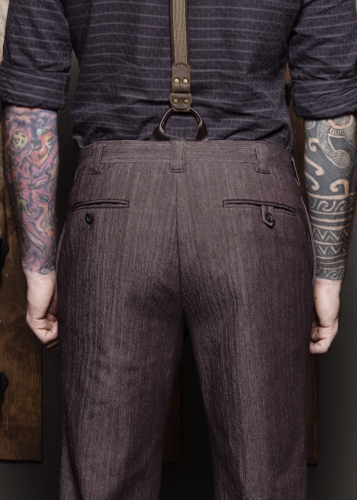 Thick Loop Trouser