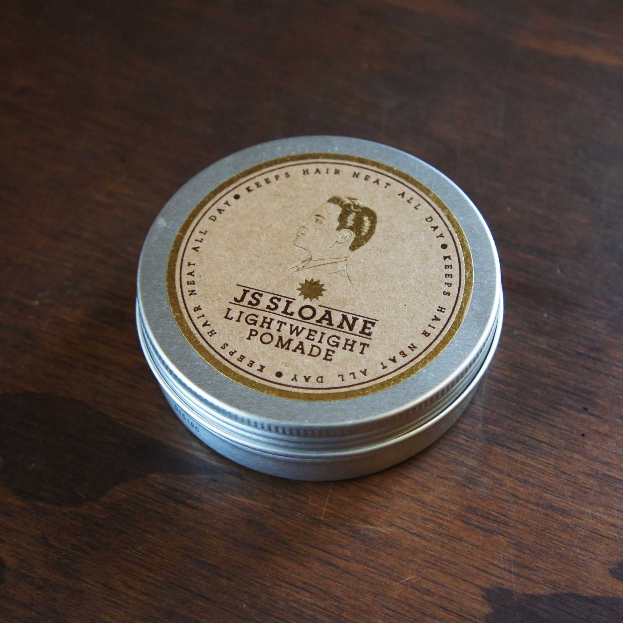 Light Weight Pomade