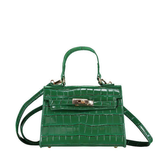 Luxe Mini Bag Green