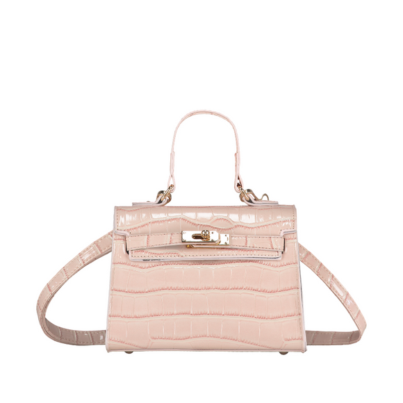Luxe Mini Bag Blush