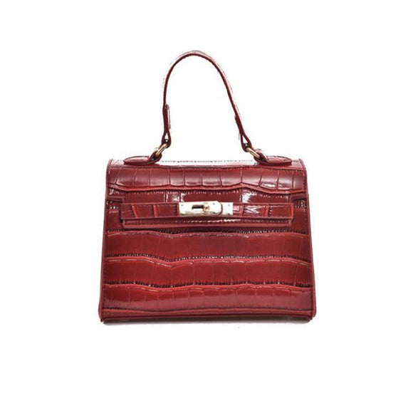 Luxe Mini Bag Red
