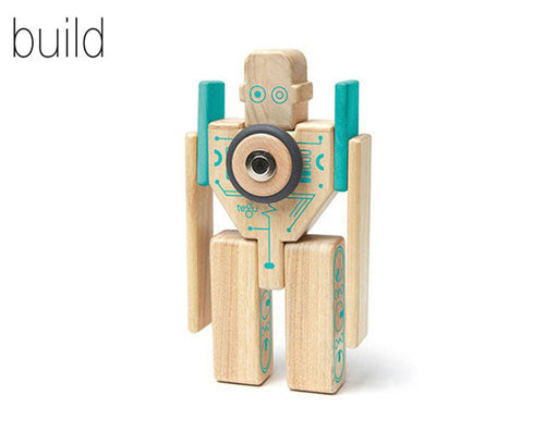 Tegu Future Magbot magnetic blocks