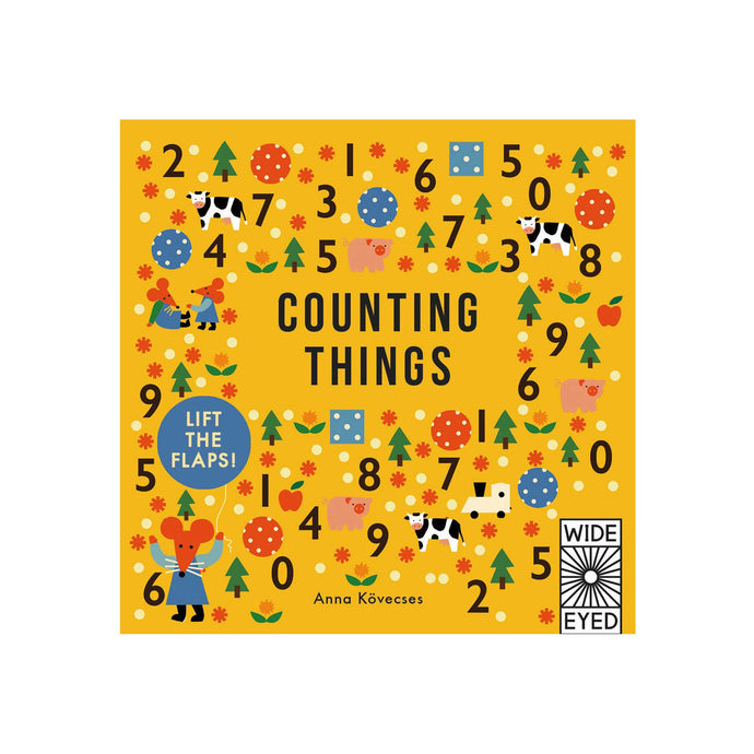 counting things board book by Anna Kovecses