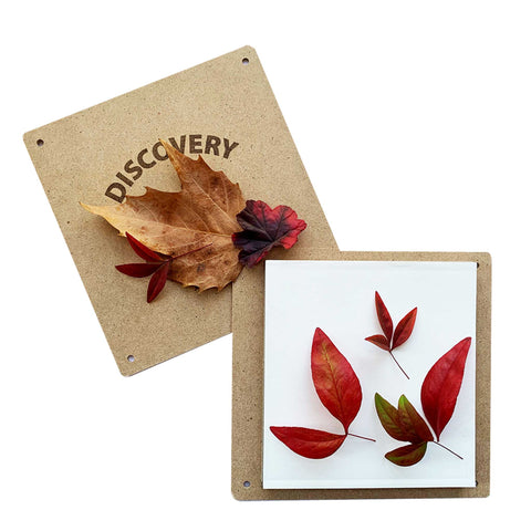 Discovery - Flower Press Kit - Toy Store and More