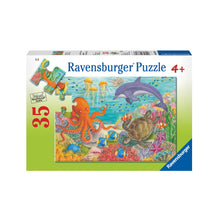 Load image into Gallery viewer, Ravensburger Ocean Friends design Jigsaw Puzzle in packaging box