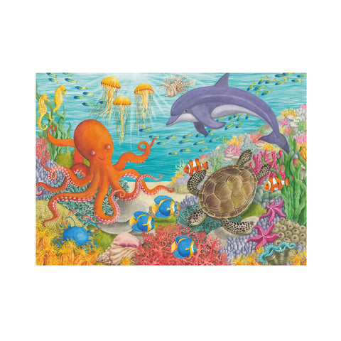 Ravensburger - Ocean Friends Jigsaw Puzzle - Toy Store and More