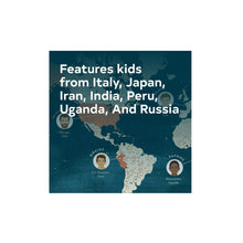 Load image into Gallery viewer, This Is How We Do It book by Matt Lamothe  featuring kids from Italy, Japan, Iran, India, Peru, Uganda and Russia