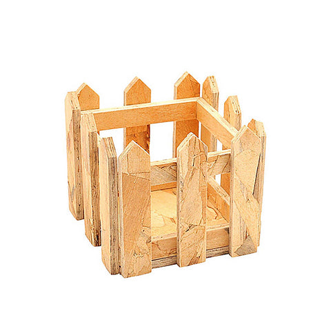 Toy Store and More - Wooden Craft Box - Toy Store and More