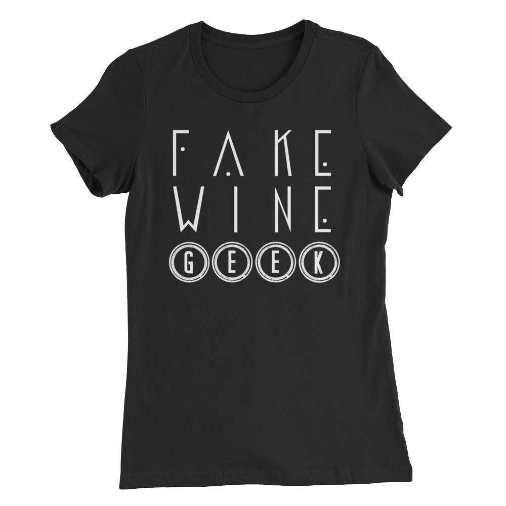 Fake Wine Geek (Women's)