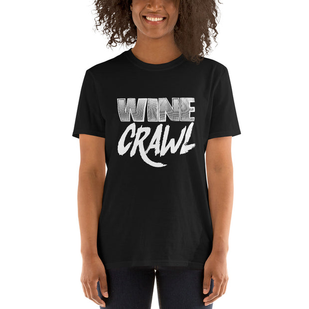 Wine Crawl (Unisex Cru Tee)