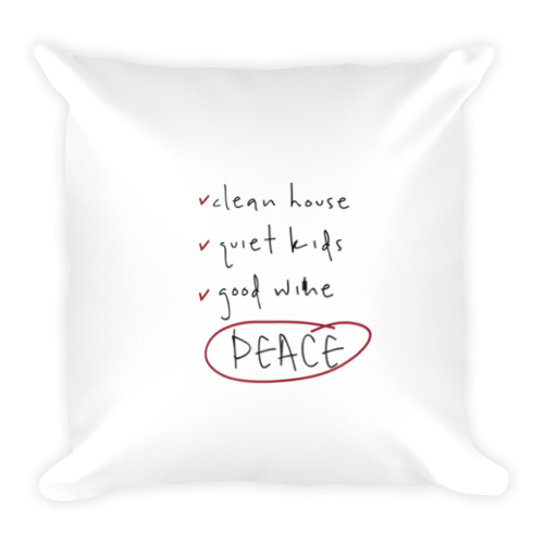 A Slice of Heaven Decorative Pillow