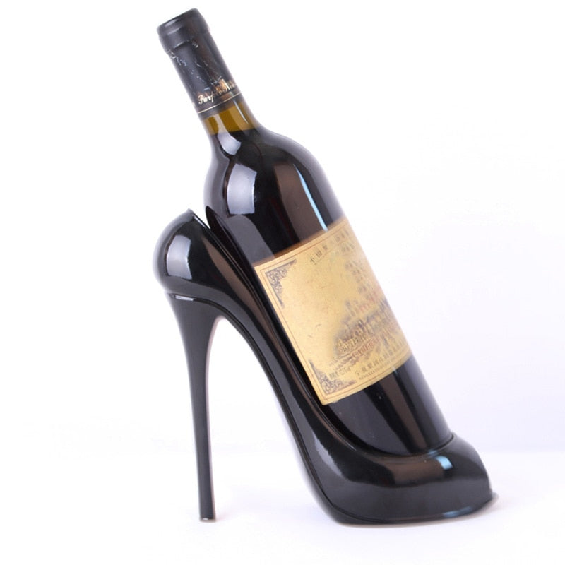 Shoe Lover's Wine Holster