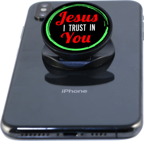 Image of Jesus I Trust In You - Phone Grip