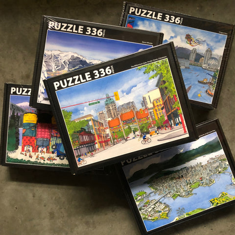Get these jigsaws before they're gone!