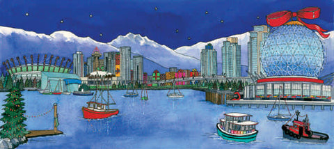 False Creek Festive Fanfare