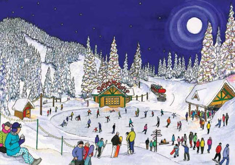 Christmas on Grouse Mountain