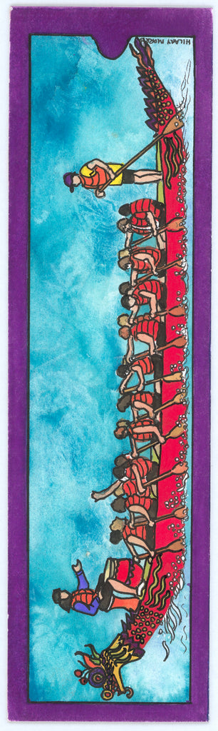 Bookmark - Dragon Boat