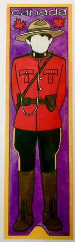 Bookmark - Mountie