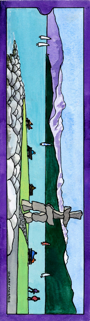 Bookmark - The Inukshuk
