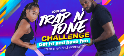 TRAP N TONE CHALLENGE - The 30 Day challenge everyone's talking about!