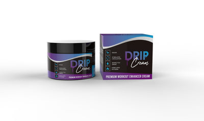 DRIP CREAM - PREMIUM WORKOUT ENHANCER CREAM
