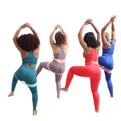BOOTY RESISTANCE BANDS (PASTEL COLORS) - TeamLaShae