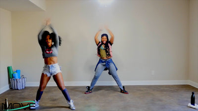 FULL CLASS SESSION - Booty Me Down (Download/Streaming version) -55 minutes - TeamLaShae