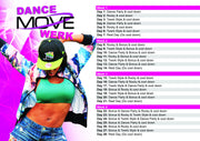 DVD- DANCE MOVE WERK - TeamLaShae