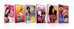 CALORIE TORCHING AND TONING DVD BUNDLE - TeamLaShae