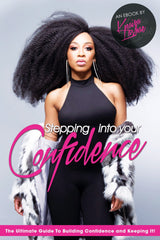Stepping Into Confidence Ebook -Keaira LaShae - TeamLaShae