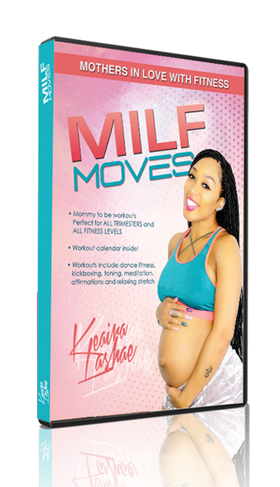 DVD -MILF MOVES and Prenatal Nutrition Ebook