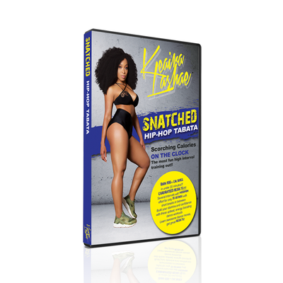 DVD - SNATCHED Hiphop TABATA DVD